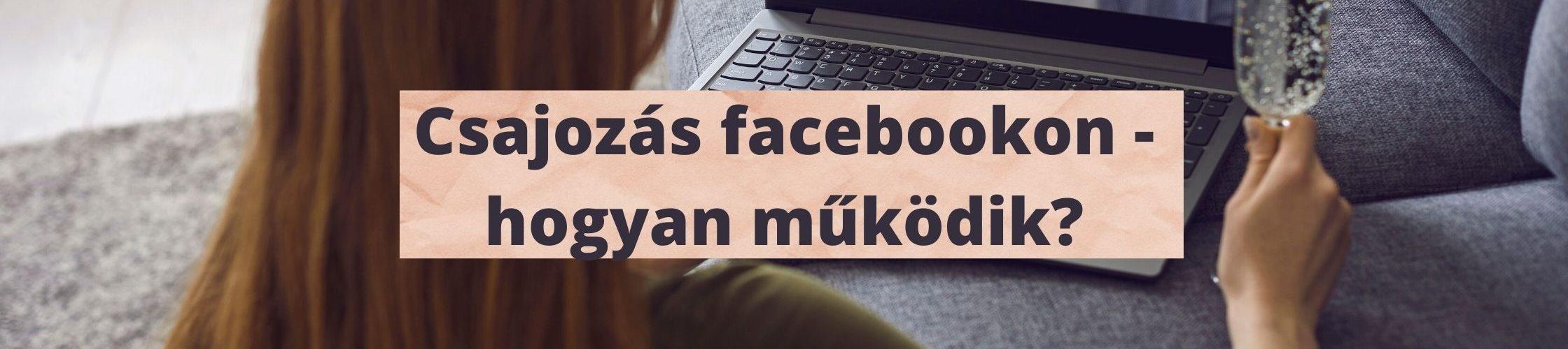 Ismerkedés facebookon
