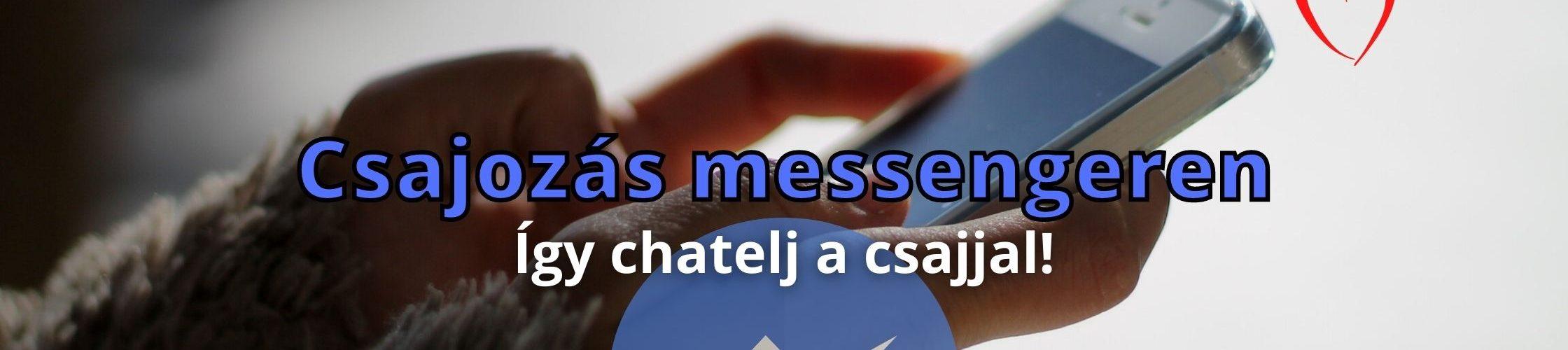 Facebook társkeresés - csajozás messengeren