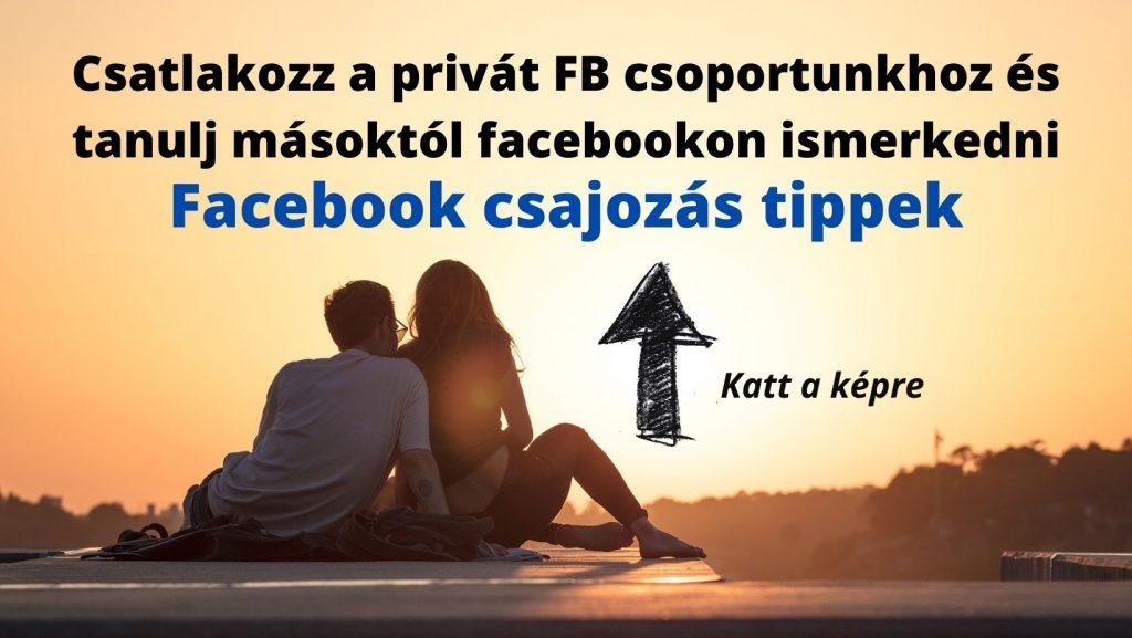 Facebook csajozás tippek csoport