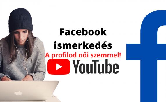 Csajozás facebookon - a profilod női szemmel