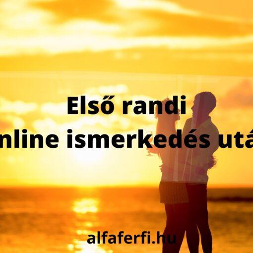 Első randi online meghívás